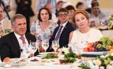Гульсина Минниханова оказалась на первой строчке в списке издания «Forbes»