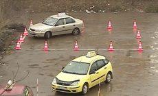 Агрессивное вождение водителя кабриолета в Татарстане попало на ВИДЕО